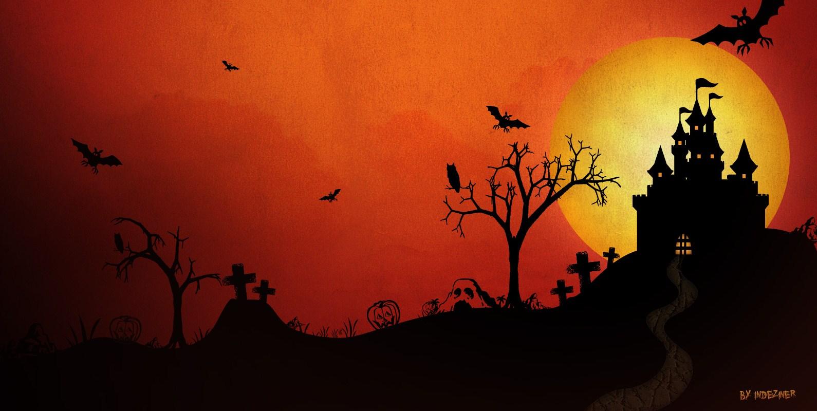 Halloween Scary Hands