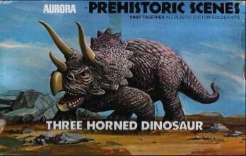 the horned dino