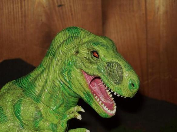 dino model rex CU