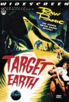 Target Earth movie poster