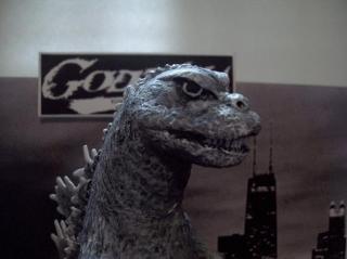Aurora Godzilla 5