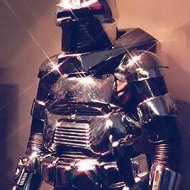 Cylon from Battlestar Galactica