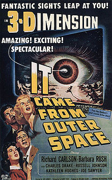 Itcamefromouterspace poster