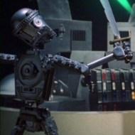 Starcrash Robot - Fencing