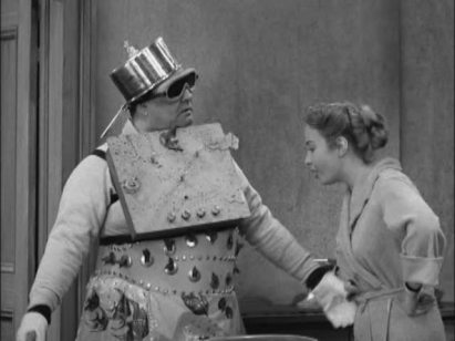 Image result for the honeymooners, halloween party