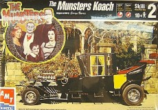 MUNSTERS-Car MODEL