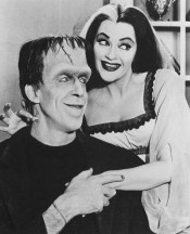 munsters-herman&lily