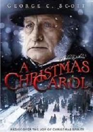 a christmas carol - 1984 - cover