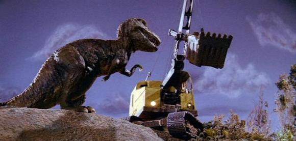 dinosaurus 1960 - battle
