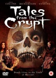 Tales from the crypt 1972 poster