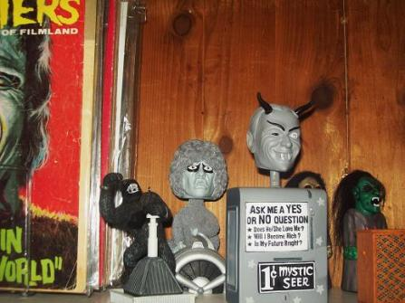 Twilight Zone bobbles