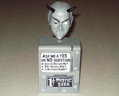 Twilight Zone - Mystic Seer bobblehead