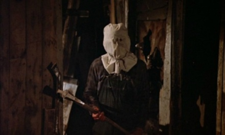Friday the 13th 2 jason masked