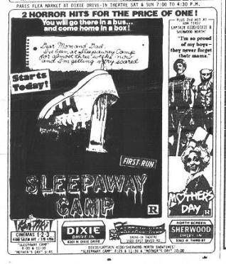 sleepaway camp ad