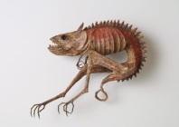 Bizarre Fantasy Creature sculpture Art Design
