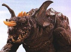 Baragon finally gets some respect in this film