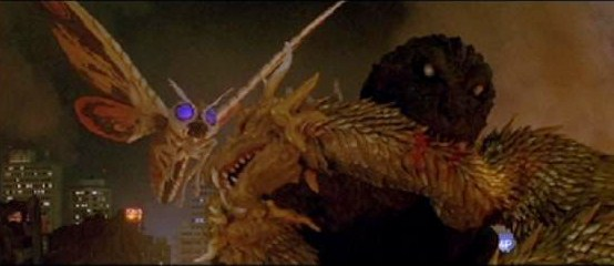Ghidorah - designed to look like a dragon