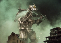 New Mechagodzilla design is awesome!