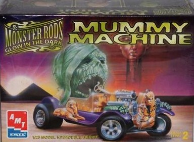 The mummy machine - amt