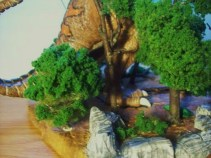 Aurora - allosaurus - base