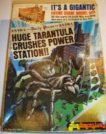 fundimensions tarantula 1