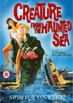 creature from the haunted sea poster 1