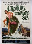 creature from the haunted sea poster 4