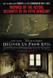deliver us from evil 2014 poster