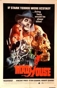 Mad House One Sheet
