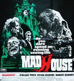 madhouse alt poster