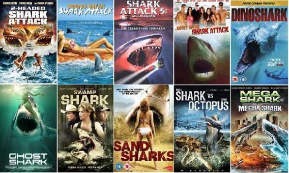 shark movies on syfy
