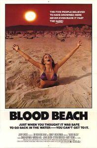 blood beach poster