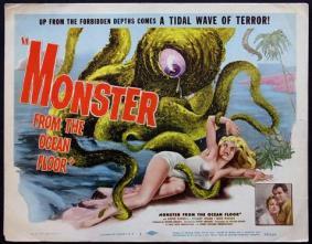 monster ocean floor
