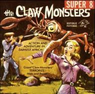 super 8 claw monster