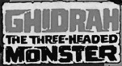 Ghidrah, The Three-Headed Monster Cover