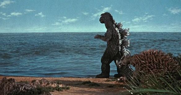 Godzilla anguirus