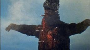 Godzilla bleeds