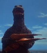 Godzilla vs the Sea Monster - victory