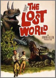 The Lost World 1960 - dvd