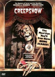 creepshow dvdposter