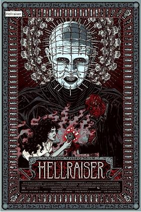 Hellraiser Mondo art