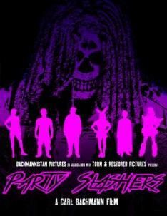 party slasher poster