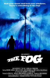The Fog dvd cover