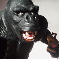 King Kong Aurora Custom Head close up 4