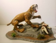 sabertooth tiger - modified - by Mike K - pic 3