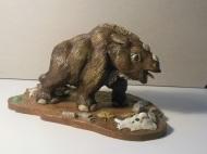 woolly rhino calf - prehistorix - by mike k - 2