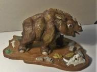 woolly rhino calf - prehistorix - by mike k - 3
