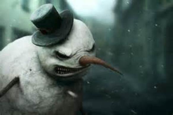 mad snowman b