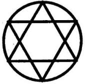 as above so below hexagram