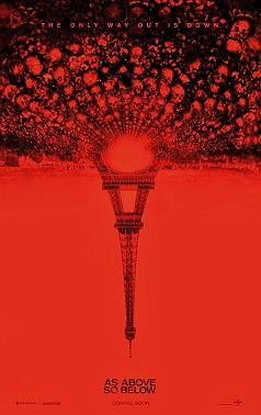 as above so below - poster